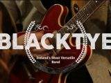 Blacktye Wedding Band