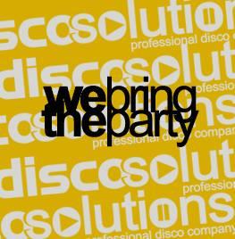 disco solutions wedding dj