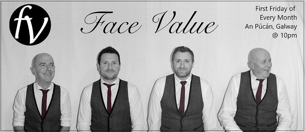 face value wedding band