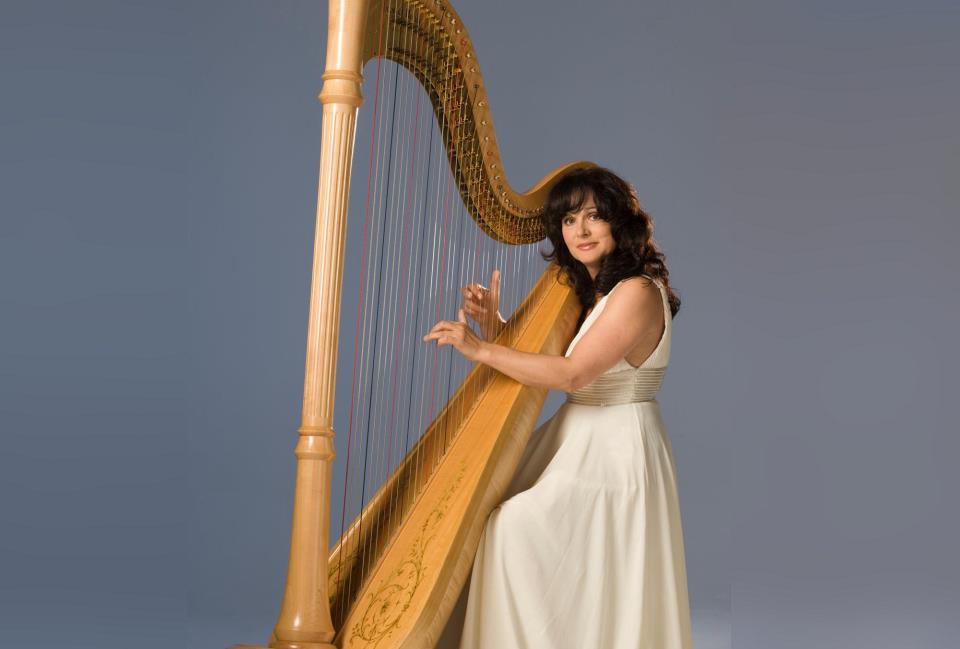 fionnuala monks wedding harpist ireland dublin
