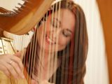 sharon carroll wedding harpist