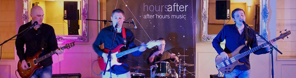 After Hours Wedding Band