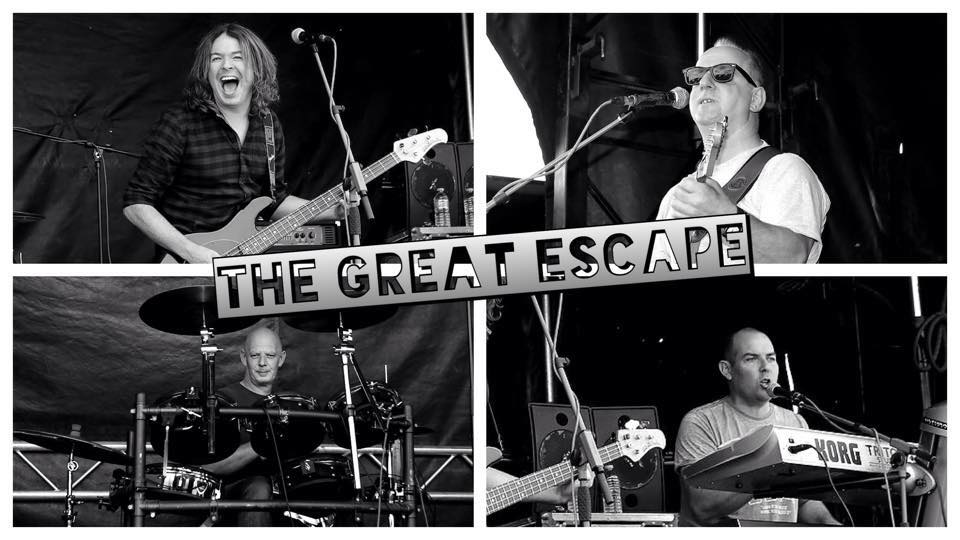 The Great Escape Wedding Band