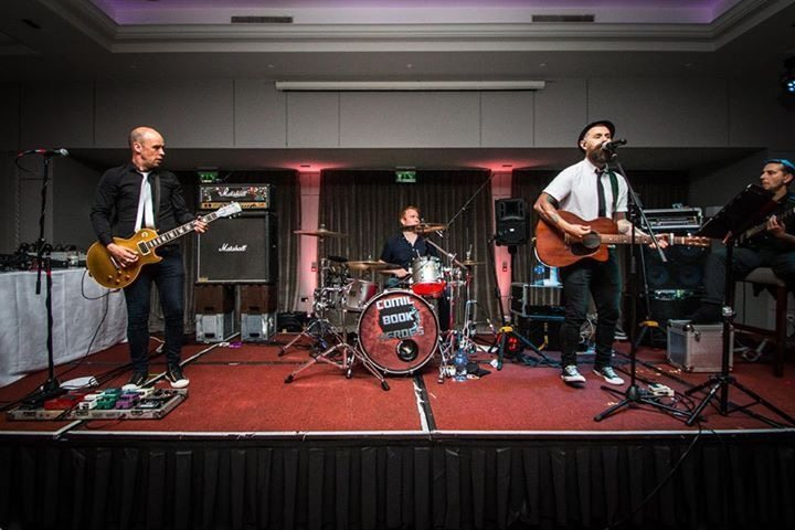 Comic Book Heroes - Wedding Band and DJ in Kerry Wedding Bands