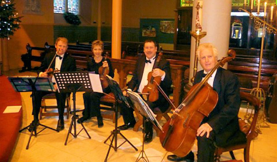 String Quartet Wedding.Dolmen String Quartet Wedding Ceremony Music In Limerick Wedding