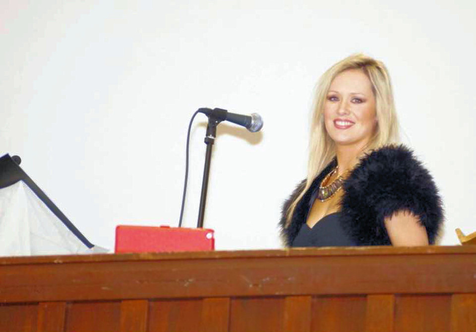 Vanessa Cooney Wedding Singer Ireland