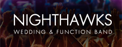 Nighthawks Wedding Band Midlands and Nationwide
